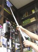 窓ガラス用 アルミ柄伸縮ワイパー(ガラススクイジー) 最長157.9センチまで伸びてお掃除ラクラク 02P01Apr16