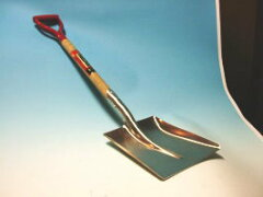 アルミの雪用スコップ(通称雪スコ)角型ショベルタイプ