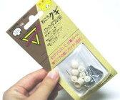 石こうクギ Jフック・ダブル 釘がクロスして壁にガッチリ固定! 2個入りです。 02P03Dec16