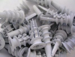 石膏ボード用アンカー かべロックD ミニサイズ(ネジの太さ3.0~3.5ミリ用)【お得!】35個セット