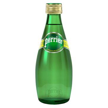 送料無料 ミネラルウォーター 炭酸水 ペリエ 330ml 瓶 48本 日仏貿易
