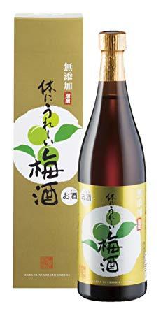 日本酒・焼酎, 梅酒  14 720ml 112