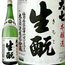 清酒 本醸造 大七生もと本醸造 1.8L瓶 1本 福島県 大...