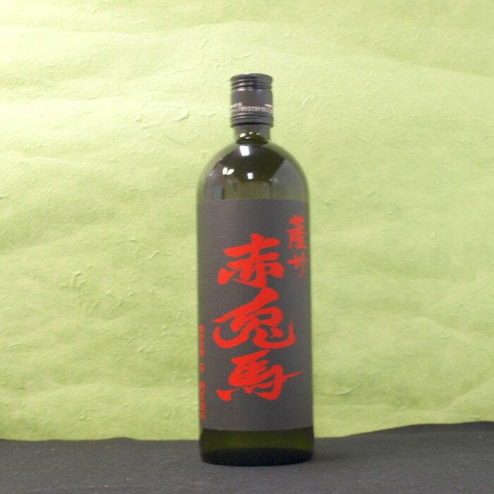 ケース単位限定品 大人気 25°赤兎馬 芋720ml瓶×6本 =1ケース 鹿児島県 濱田酒造