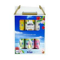 WATTA〈ワッタ〉飲み比べ6本入ギフトセット【限定】