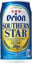 【沖縄】【発泡性リキュール】オリオンビール SOUTHERNSTARサザンスター350ml 1ケース(24缶)