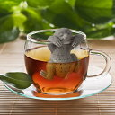 【即納】 ナマケモノ ティーストレーナー 雑貨 おしゃれ かわいい 可愛い おもしろ 面白 インテリア 北欧 プレゼント ギフト グッドデザイン キッチン 癒し 可愛い お茶 紅茶 ティー