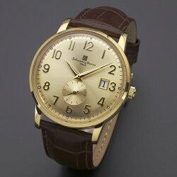 国内正規品サルバトーレマーラ時計メンズブラウンSM15108-GDGDA