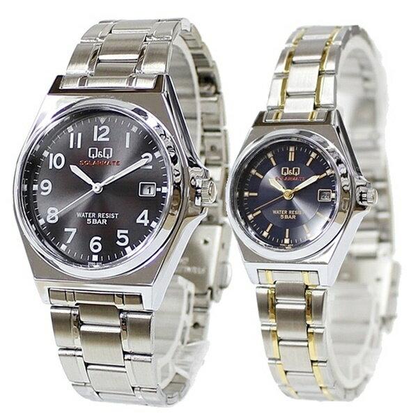 腕時計, ペアウォッチ BOX QQ SOLARMATE 5