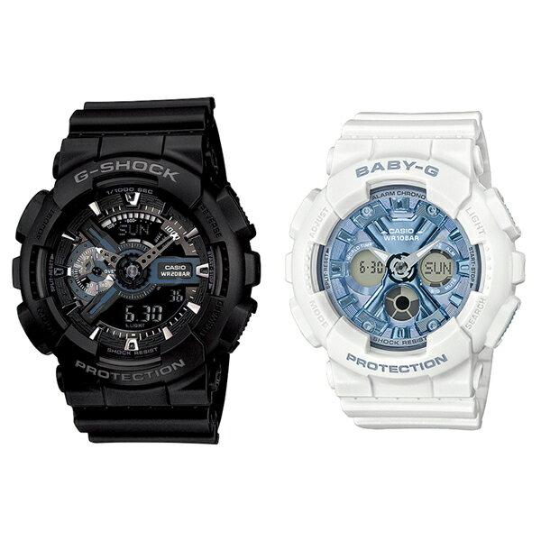 腕時計, ペアウォッチ  G BABY-G GA-110-1BJFBA-130-7A2JF