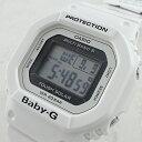 国内正規品 メーカー1年間保証付き カシオ Baby-G ベビーG 時計 レディース 腕時計 電波ソーラー デジタル ホワイト BGD-5000-7JF ビジネス 女性 ブランド 誕生日 お祝い クリスマスプレゼント ギフト お洒落