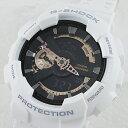 国内正規品 カシオ Gショック 時計 メンズ 腕時計 ホワイト アナデジ GA-110RG-7AJF ビジネス 男性 ブランド 誕生日 お祝い クリスマスプレゼント ギフト お洒落