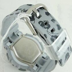 カシオBaby-GベビーG時計レディース腕時計フラワーレオパード10気圧防水BA-110FL-8AJF