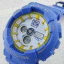 国内正規品 カシオ Baby-G ベビーG 時計 レディース 腕時計 アナログデジタル ブルー BA-120-2BJF ビジネス 女性 ブランド 誕生日 お祝い クリスマスプレゼント ギフト お洒落