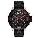 トミーヒルフィガー メンズ 腕時計 マルチカレンダー ブラック シリコン 1791320 ビジネス 男性 ブランド 時計 誕生日 お祝い クリスマスプレゼント ギフト お洒落