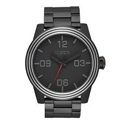 ニクソン時計メンズ腕時計スターウォーズコラボモデルTHECORPORALSSブラックA346SW2444-00