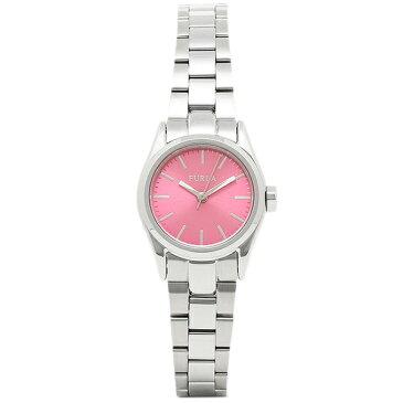 フルラ レディース 腕時計 エヴァ 25mm ピンク文字盤 シルバー ステンレス R4253101509 ビジネス 女性 ブランド 時計 誕生日 お祝い クリスマスプレゼント ギフト お洒落