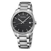 【数量限定】カルバンクライン 時計 メンズ 腕時計 CK アライアンス シルバー ステンレス K5R31141 ビジネス 男女 プレゼント ブランド 時計 誕生日 新生活 卒業 お祝い ギフト セレクト商品【コンビニ受取可】