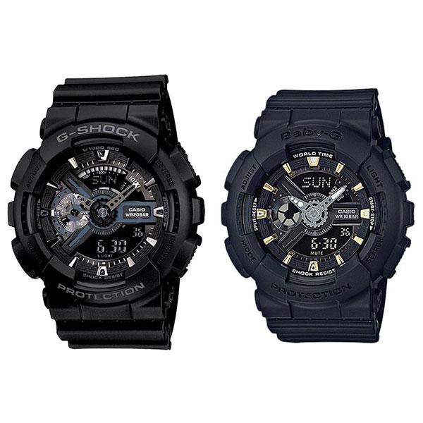 腕時計, ペアウォッチ CASIO G G GA-110-1BBA-110GA-1A