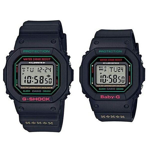 腕時計, ペアウォッチ CASIO G G LOV-19B-1