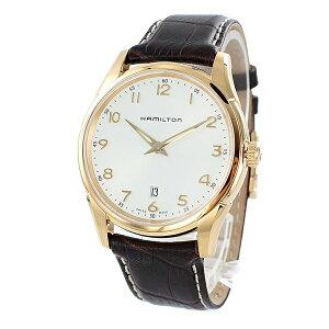 【楽天スーパーSALE】プレゼント 男 30代 40代 50代 喜ばれる 贈り物 ハミルトン メンズ 腕時計 ジャズマスター シンライン ブラウンレザー