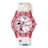 ディズニー キッズ 腕時計 子供用 女の子 ミニーマウス ピンク 可愛い キャラクターウォッチ W002462 男の子 女の子 子供用 誕生日 お祝い クリスマスプレゼント ギフト お洒落