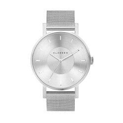 KLASSE14クラス14時計メンズレディース腕時計Volareシルバーメッシュブレスレット42mmVO14SR002M