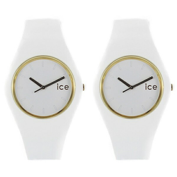腕時計, ペアウォッチ 5 T 2 ICE.GL.WE.U.S.13ICE.GL.WE.U. S.13