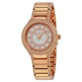 マイケルコース 時計 レディース 腕時計 Mini KERRY ピンクゴールド クリスタル MK3443 ビジネス 女性 ブランド 時計 誕生日 新生活 卒業 お祝い ギフト セレクト商品【コンビニ受取可】