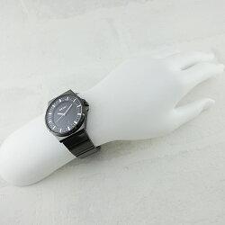 逆輸入セイコー時計レディース腕時計CORE防水スワロフスキーブラックSXDG37