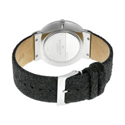 SKAGENスカーゲン時計メンズ腕時計ANCHERアンサーシルバーネイビー文字盤夜光シルバー指針ファブリックストラップSKW6232