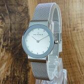 スカーゲン 時計 レディース 腕時計 スワロフスキー シルバー メッシュベルト 358SSSD ビジネス 女性 ブランド 誕生日 新生活 卒業 お祝い ギフト セレクト商品【コンビニ受取可】