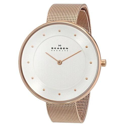 スカーゲン 時計 レディース 腕時計 ピンクゴールド ステンレス メッシュブレス SKW2142 ビジネス ...