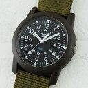 国内正規品 タイメックス 時計 メンズ 腕時計 キャンパー カーキ ナ...