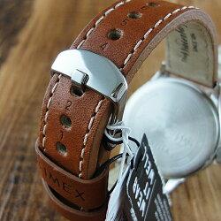 国内正規品タイメックス時計レディース腕時計ウォーターベリーレッドウィングブラウンレザーTW2P84600