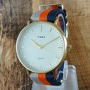 国内正規品 タイメックス 時計 レディース 腕時計 ウィークエンダー フェアフィールド オレンジ マルチカラー TW2P91600 ビジネス 女性 ブランド 誕生日 お祝い クリスマスプレゼント ギフト お洒落