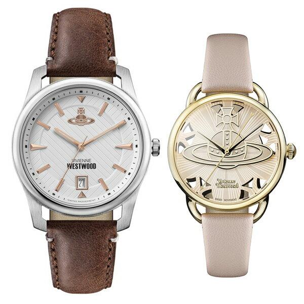 腕時計, ペアウォッチ 5 40mm33mm VV185WHBRVV163BGPK