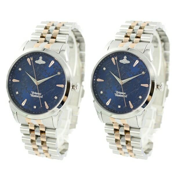 腕時計, ペアウォッチ BOX 2 VV208DBLSRVV208DBLSR