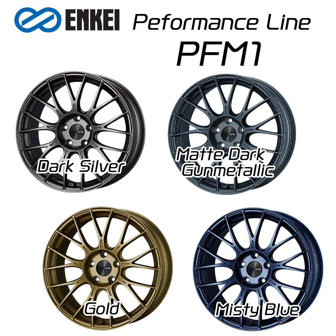 タイヤ・ホイール, ホイール  PFM1 18 9J ENKEI Peformance Line