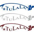 TUALAL/TULALAカッティングステッカー