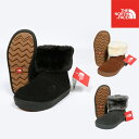 THE NORTH FACE ノースフェイス ブーツ キッズ K WINTER WOOL CAMP BOOTIE 靴 N
