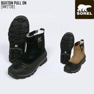 SORELソレルバクストンプルオンBUXTONPULLONブーツ靴NM2738メンズ