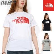 ノースフェイスショートスリーブビッグロゴティーS/SBIGLOGOTEETシャツトップスNTW82070レディース