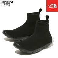 ノースフェイスランプミッドウォータープルーフLUMPMIDWPブーツ靴NF52093メンズレディース