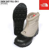 秋冬新作ノースフェイスTHENORTHFACENF51861スノーショットプルオンSNOWSHOTPULL-ONブーツ靴メンズレディース