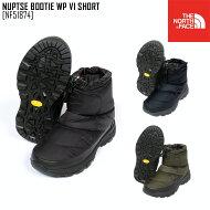 秋冬新作ノースフェイスTHENORTHFACENF51874ヌプシブーティーウォータープルーフVIショートNUPTSEBOOTIEWPVISHORTブーツ靴メンズレディース