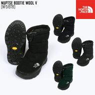 秋冬新作ノースフェイスTHENORTHFACENF51878ヌプシブーティーウールIVNUPTSEBOOTIEWOOLIVブーツ靴メンズレディース
