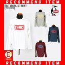 秋冬新作 チャムス CHUMS CH01-1284 ボート ロゴ L/S Tシャツ BOAT LOGO L/S T-SHIRT 長袖 ロンT メンズ
