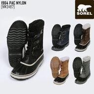 秋冬新作SORELソレル1964パックナイロン1964PACNYLONブーツ靴NM1440メンズ
