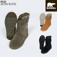 秋冬新作SORELソレルライリイRYLEEブーツ靴NL2370NL2294レディース